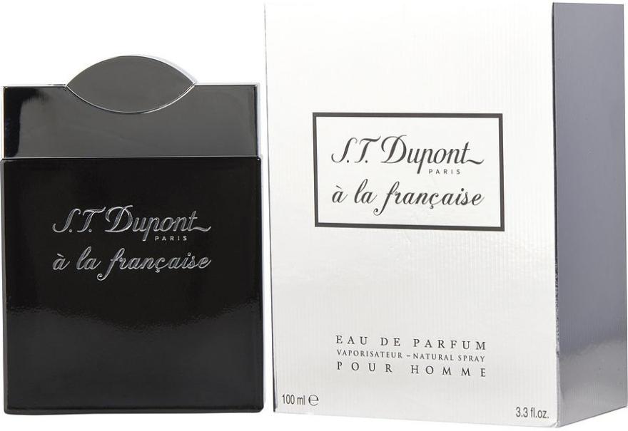 S.T. Dupont A La Francaise Pour Homme - Парфюмированная вода