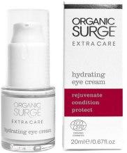 Духи, Парфюмерия, косметика Увлажняющий крем для кожи вокруг глаз с маслом жожоба - Organic Surge Extra Care Hydrating Eye Cream