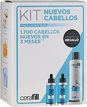 Духи, Парфюмерия, косметика Набор - Redken Cerafill Nuevos Cabellos Kit (shm/290ml+treat/2*90ml)