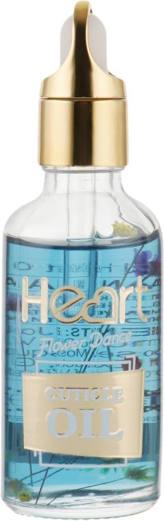 """Масло для кутикулы """"Ваниль"""" - Heart Germany Vanilla Cuticle Oil"""
