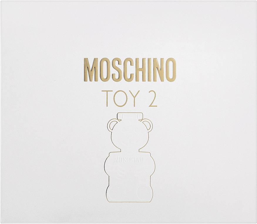 Moschino Toy 2 - Набор (edp/50ml + b/lot/50ml + sh/gel/50ml)
