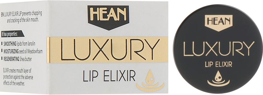 Люксовый эликсир для губ - Hean Luxury Lips Elixir