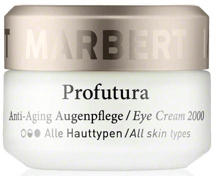 Крем для кожи вокруг глаз - Marbert Profutura Anti-Aging Eye Care Eye Cream 2000