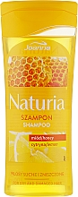 Духи, Парфюмерия, косметика Шампунь для волос с мёдом и лимоном - Joanna Naturia Shampoo With Honey And Lemon