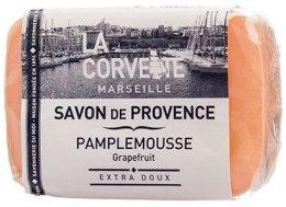 "Духи, Парфюмерия, косметика Прованское мыло ""Грейпфрут"" - La Corvette Provence Soap"