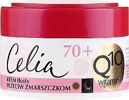 """Духи, Парфюмерия, косметика Крем от морщин """"Витаминный"""" - Celia Q10 Face Cream 70+"""
