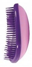 Духи, Парфюмерия, косметика Щетка для волос, розовый-фиолетовый - Detangler Original