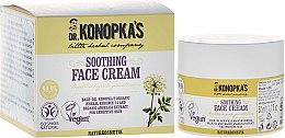 Духи, Парфюмерия, косметика Крем для лица смягчающий - Dr. Konopka's Soothing Face Cream