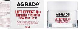 Духи, Парфюмерия, косметика Крем для лица - Agrado Lift effect Q-10 Cream