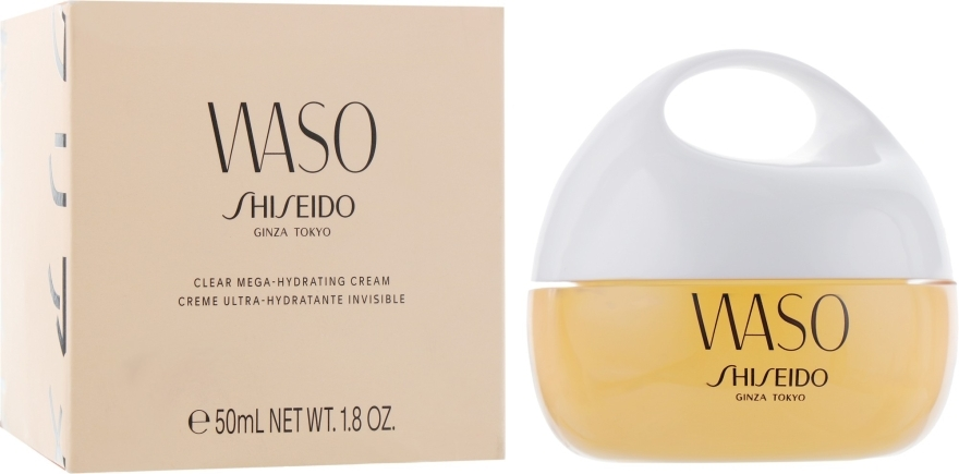 Увлажняющий крем - Shiseido Waso Clear Mega-Hydrating Cream