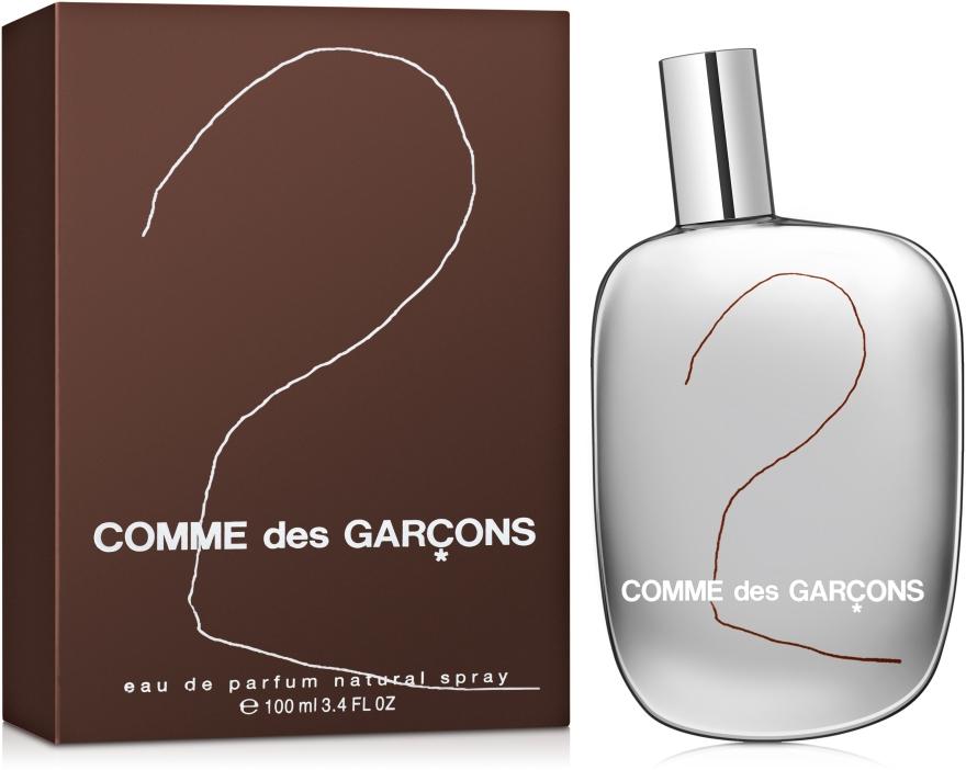 Comme des Garcons-2 - Парфюмированная вода