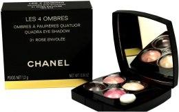 Духи, Парфюмерия, косметика Тени для век - Chanel Les 4 Ombres (тестер в коробке)