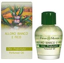 Духи, Парфюмерия, косметика Парфюмированное масло - Frais Monde White Laurel And Fig Perfumed Oil