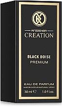 Духи, Парфюмерия, косметика Kreasyon Creation Black Boise Premium - Парфюмированая вода