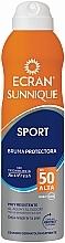 Духи, Парфюмерия, косметика Солнцезащитный спрей - Ecran Sun Lemonoil Sport Spray Invisible SPF50