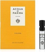 Духи, Парфюмерия, косметика Acqua di Parma Colonia - Одеколон (пробник)