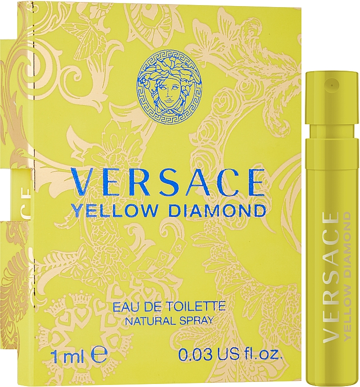 Versace Yellow Diamond - Туалетная вода (пробник)