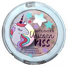 Парфумерія, косметика Хайлайтер - Relouis Unicorn Kiss Highlighter