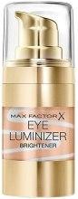 Духи, Парфюмерия, косметика Средство для области под глазами - Max Factor Eye Luminizer Brightener