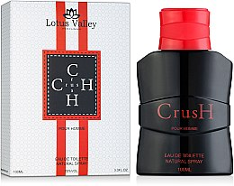 Lotus Valley Crush Pour Homme - Туалетная вода — фото N1