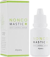 Духи, Парфюмерия, косметика Сыворотка от воспалений - A'pieu Nonco Mastic Spot Control Serum