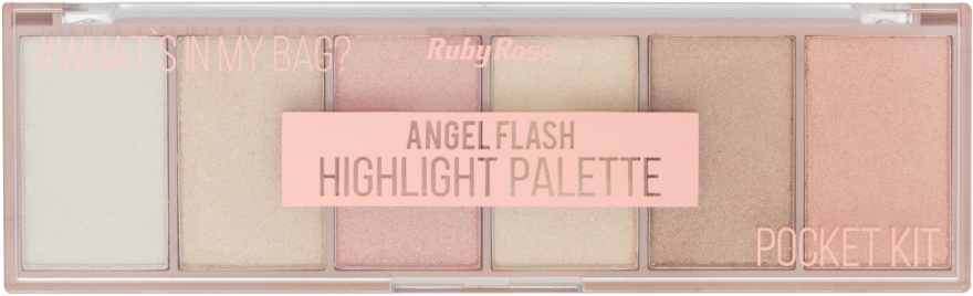 Палитра хайлайтеров - Ruby Rose Angel Flash Highlight Palette