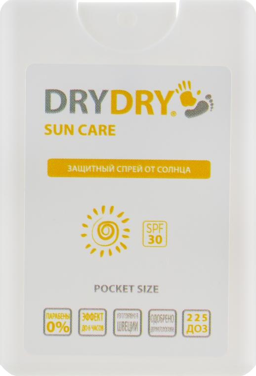 Солнцезащитный спрей - Lexima Ab Dry Dry Sun Care SPF30