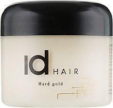 Духи, Парфюмерия, косметика Воск для сильной фиксации - idHair Hard Gold