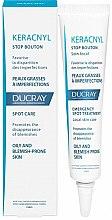 Духи, Парфюмерия, косметика Корректор - Ducray Keracnyl Emergency Spot Care