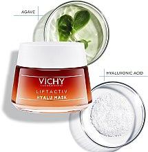 Антивозрастная экспресс-маска с гиалуроновой кислотой - Vichy Liftactiv Hyalu Mask — фото N7