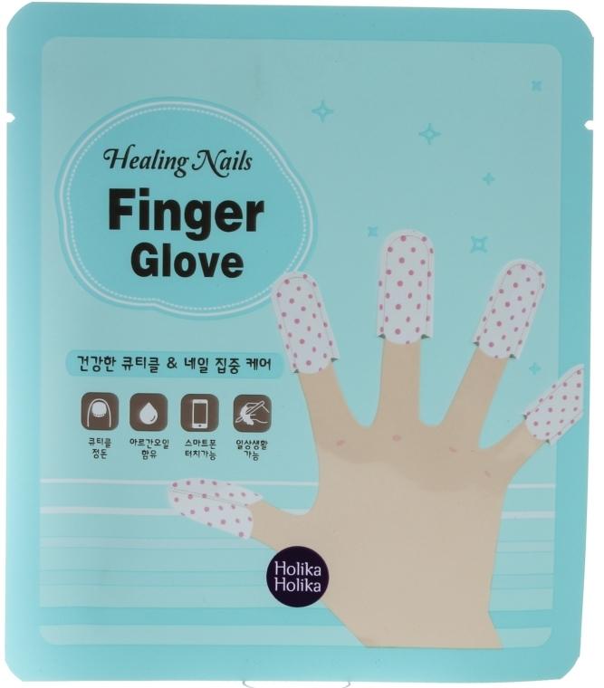 Маска для ногтей - Holika Holika Healing Nails Finger Glove