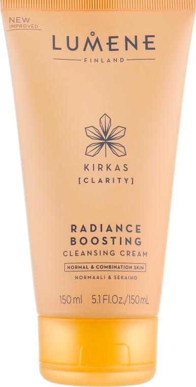 """Крем для умывания """"Очищающий придающий сияние"""" - Lumene Kirkas Radiance-Boosting Cleansing Cream"""