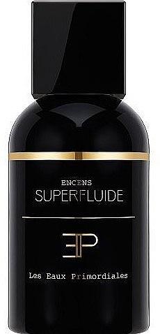 Les Eaux Primordiales Encens Superfluide - Парфюмированная вода (пробник)