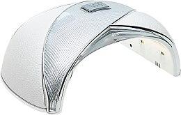 Парфумерія, косметика LED-лампа з таймером LC-8, біла - Love Crazy UV Led 36 W Timer Lamp