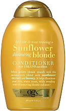 Духи, Парфюмерия, косметика Кондиционер для блондинок - OGX Sunflower Blonde Conditioner