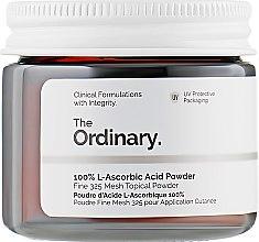 Духи, Парфюмерия, косметика Витамин С в порошке - The Ordinary 100% L-Ascorbic Acid Powder