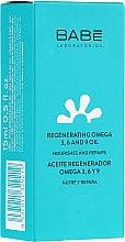 "Регенерувальна олія ""Роза Москета"" - Babe Laboratorios Regenerating Rosa Moschata Oil — фото N1"