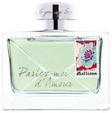Духи, Парфюмерия, косметика John Galliano Parlez-Moi d'Amour Eau Fraiche - Туалетная вода (тестер с крышечкой)