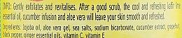 """Солевой пилинг """"Для похудения"""" - Lemongrass House Slimming Salt Body Glow — фото N3"""