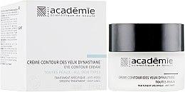 Парфумерія, косметика Крем для контурів очей - Academie Eye Contour Cream Dynastiane
