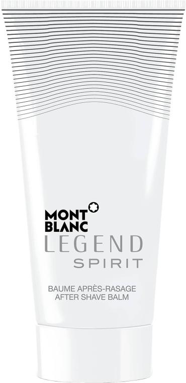 Montblanc Legend Spirit - Бальзам после бритья