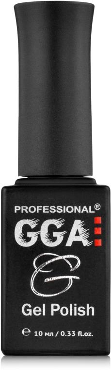 Гель-лак для ногтей - GGA Professional Gel Polish