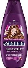 Духи, Парфюмерия, косметика Шампунь для волос - Schauma Superfrucht Gloss