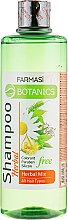 Духи, Парфюмерия, косметика Шампунь для волос - Farmasi Botanics Herbal Mix Shampoo