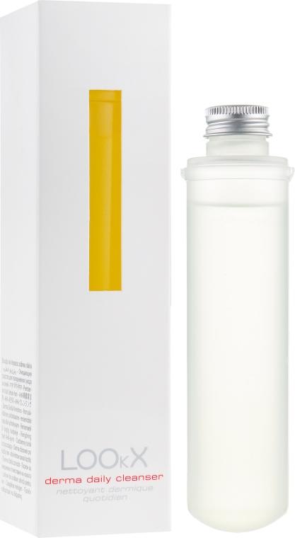 Ежедневное очищающее средство - LOOkX Derma Daily Cleanser (запасной блок)