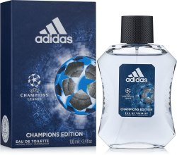 Парфумерія, косметика Adidas UEFA Champions League Champions Edition - Туалетна вода