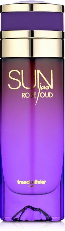 Franck Olivier Sun Java Rose Oud - Парфюмированная вода