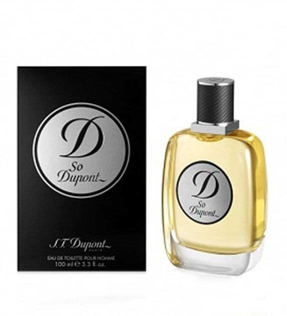 Dupont So Dupont Pour Homme - Туалетна вода (тестер без кришечки) — фото N2