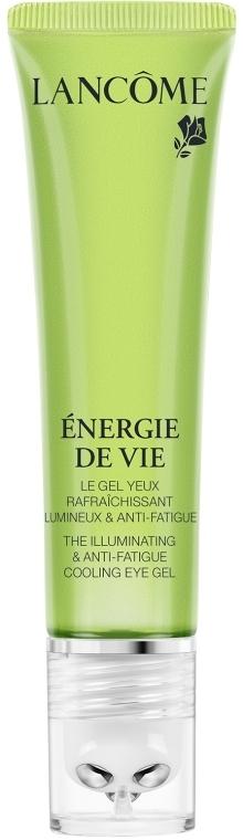 Гель для ухода за кожей вокруг глаз - Lancome Energie De Vie — фото N1