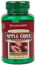 """Духи, Парфюмерия, косметика Пищевая добавка """"Яблочный уксус"""" - Holland & Barrett Apple Cider Vinegar 300mg"""